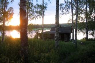 Sauna in Finalnd