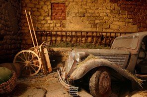 citroen french barn