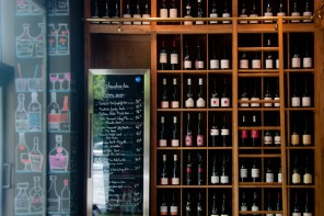 Paris wine bar on a Canal St Martin tour