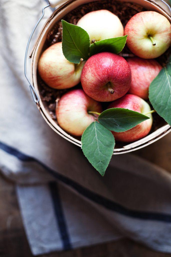 apple clafoutis i