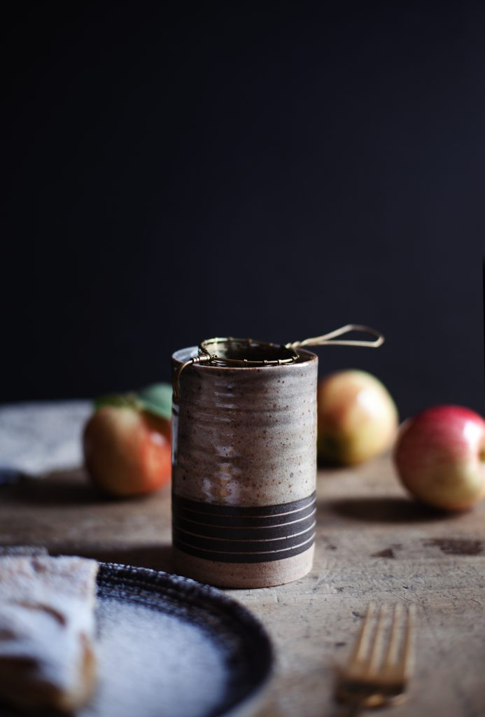 apple clafoutis xv