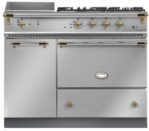 Lacanche Chassagne range - Stainless Steel