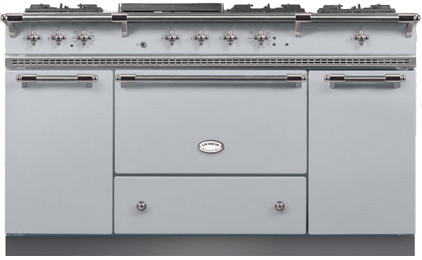 "Lacanche 60"" Citeaux range - Earthenware Grey color"