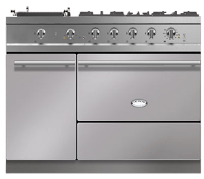 Lacanche Moderne Chassagne range - Stainless Steel