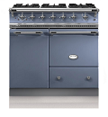 "36"" Bussy dual-fuel French range"