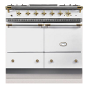 "40"" Cluny French range with 2 ovens"