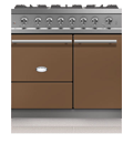 "36"" Beaune dual-fuel range"