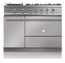 "44"" Lacanche Chassagne stove in Stainless Steel"