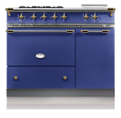 "44"" dual-fuel Savigny French stove"